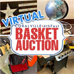 Virtual Basket Auction