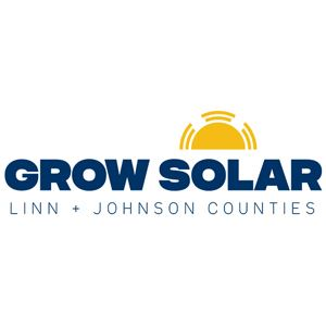Grow Solar Linn Johnson Counties