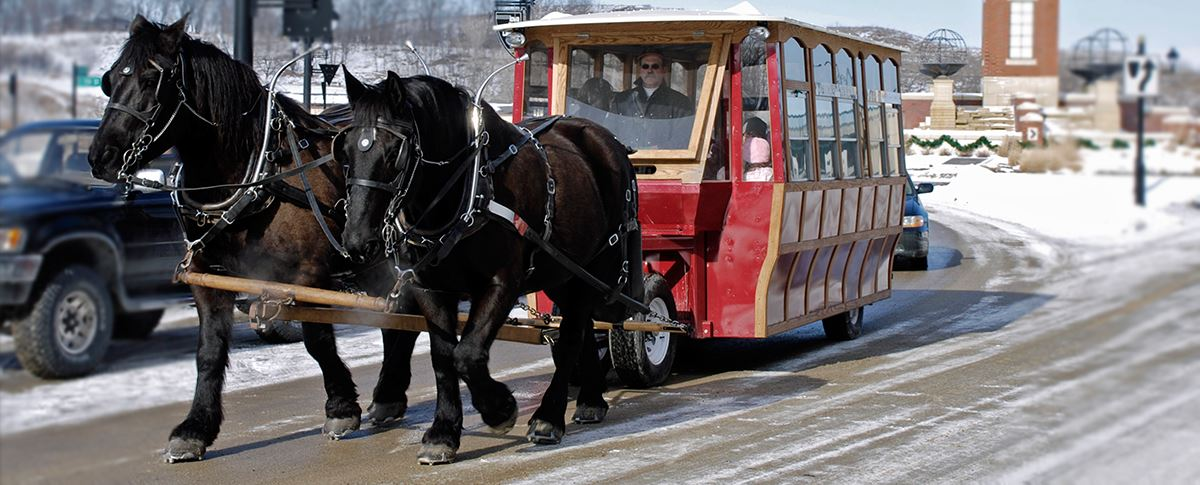 WinterFest Carriage Rides