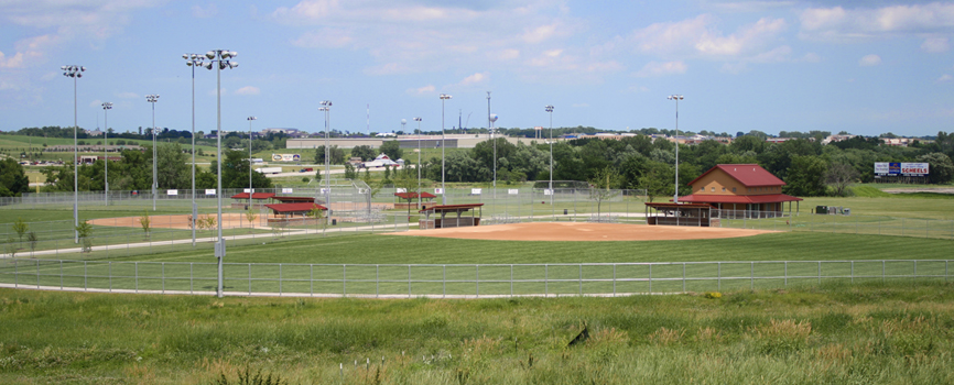 Coralville Creekside Ballpark