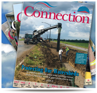 Fall 2019 Connection magazine